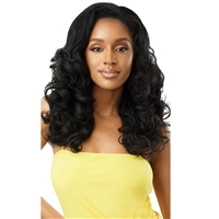 Glamourtress, wigs, weaves, braids, half wigs, full cap, hair, lace front, hair extension, nicki minaj style, Brazilian hair, crochet, hairdo, wig tape, remy hair, Lace Front Wigs, Remy Hair, Outre Premium Synthetic Converti Cap Wig - GIMME GLAMOUR