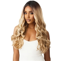 Glamourtress, wigs, weaves, braids, half wigs, full cap, hair, lace front, hair extension, nicki minaj style, Brazilian hair, crochet, hairdo, wig tape, remy hair, Lace Front Wigs, Outre Synthetic I-Part Swiss Lace Front Wig - CHERILYN