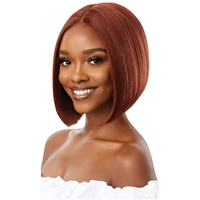 Glamourtress, wigs, weaves, braids, half wigs, full cap, hair, lace front, hair extension, nicki minaj style, Brazilian hair, crochet, hairdo, wig tape, remy hair, Lace Front Wigs, Outre Synthetic HD EveryWear Lace Front Wig - EVERY 1