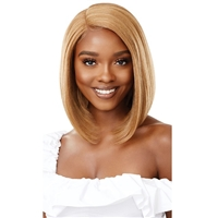Glamourtress, wigs, weaves, braids, half wigs, full cap, hair, lace front, hair extension, nicki minaj style, Brazilian hair, crochet, hairdo, wig tape, remy hair, Lace Front Wigs, Outre Synthetic HD EveryWear Lace Front Wig - EVERY 2
