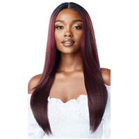 Glamourtress, wigs, weaves, braids, half wigs, full cap, hair, lace front, hair extension, nicki minaj style, Brazilian hair, crochet, hairdo, wig tape, remy hair, Lace Front Wigs, Outre Synthetic HD EveryWear Lace Front Wig - EVERY 5