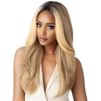 Glamourtress, wigs, weaves, braids, half wigs, full cap, hair, lace front, hair extension, nicki minaj style, Brazilian hair, crochet, hairdo, wig tape, remy hair, Lace Front Wigs, Outre Soft & Natural Synthetic Lace Front Wig - NEESHA 203