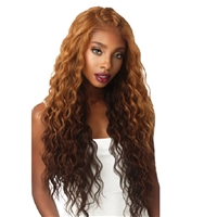 Glamourtress, wigs, weaves, braids, half wigs, full cap, hair, lace front, hair extension, nicki minaj style, Brazilian hair, crochet, hairdo, wig tape, remy hair, Lace Front Wigs, Remy Hair, Outre Synthetic Perfect Hairline 13X6 Pre-Braided Lace Front Wi