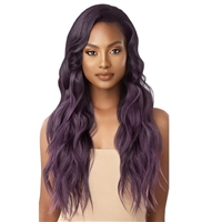 Glamourtress, wigs, weaves, braids, half wigs, full cap, hair, lace front, hair extension, nicki minaj style, Brazilian hair, crochet, hairdo, wig tape, remy hair, Lace Front Wigs, Remy Hair, Outre Synthetic Quick Weave Half Wig - JAZZY