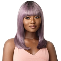 Glamourtress, wigs, weaves, braids, half wigs, full cap, hair, lace front, hair extension, nicki minaj style, Brazilian hair, crochet, hairdo, wig tape, remy hair, Lace Front Wigs, Remy Hair, Outre Synthetic Wigpop Full Wig - DAHLIA