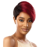 Glamourtress, wigs, weaves, braids, half wigs, full cap, hair, lace front, hair extension, nicki minaj style, Brazilian hair, crochet, hairdo, wig tape, remy hair, Lace Front Wigs, Remy Hair, Outre Wigpop Synthetic Hair Wig - COLETTE