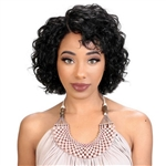Glamourtress, wigs, weaves, braids, half wigs, full cap, hair, lace front, hair extension, nicki minaj style, Brazilian hair, crochet, hairdo, wig tape, remy hair, Lace Front Wigs, Remy Hair,Zury Sis Human Revive Lace Part Wig - HR HARA