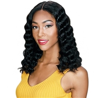 Glamourtress, wigs, weaves, braids, half wigs, full cap, hair, lace front, hair extension, nicki minaj style, Brazilian hair, crochet, hairdo, wig tape, remy hair, Lace Front Wigs, Remy Hair, Zury Sis 100% Brazilian Virgin Remy Hair 360 Lace Wig - HRH IDA