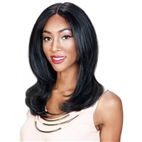 Glamourtress, wigs, weaves, braids, half wigs, full cap, hair, lace front, hair extension, nicki minaj style, Brazilian hair, crochet, hairdo, wig tape, remy hair, Lace Front Wigs, Remy Hair, Zury Sis 100% Brazilian Virgin Remy Hair 360 Lace Wig - HRH LOU