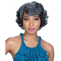 Glamourtress, wigs, weaves, braids, half wigs, full cap, hair, lace front, hair extension, nicki minaj style, Brazilian hair, crochet, hairdo, wig tape, remy hair, Lace Front Wigs, Remy Hair, Zury Sis 100% Brazilian Virgin Remy Human Lace Front Wig - HR B