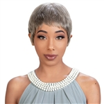 Glamourtress, wigs, weaves, braids, half wigs, full cap, hair, lace front, hair extension, nicki minaj style, Brazilian hair, crochet, hairdo, wig tape, remy hair, Lace Front Wigs, Remy Hair,Zury Sis Human Revive Lace Part Wig - HR MINK