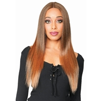Glamourtress, wigs, weaves, braids, half wigs, full cap, hair, lace front, hair extension, nicki minaj style, Brazilian hair, crochet, hairdo, wig tape, remy hair, Lace Front Wigs, Remy Hair, Zury Sis Fit Synthetic Hair Lace Front Wig - CFL FIT H MAL