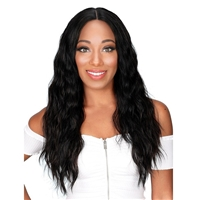 Glamourtress, wigs, weaves, braids, half wigs, full cap, hair, lace front, hair extension, nicki minaj style, Brazilian hair, crochet, hairdo, wig tape, remy hair, Lace Front Wigs, Zury Sis Synthetic Hair The Dream Lace Wig - DR LACE H KANI