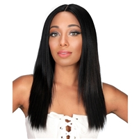 Glamourtress, wigs, weaves, braids, half wigs, full cap, hair, lace front, hair extension, nicki minaj style, Brazilian hair, crochet, hairdo, wig tape, remy hair, Lace Front Wigs,Zury Sis Synthetic Hair The Dream Lace Wig - DR LACE H POLO
