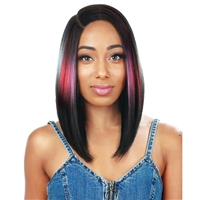 Glamourtress, wigs, weaves, braids, half wigs, full cap, hair, lace front, hair extension, nicki minaj style, Brazilian hair, crochet, hairdo, wig tape, remy hair, Lace Front Wigs, Zury Sis Beyond Synthetic Hair Lace Front Wig - BYD LACE H BEN LONG