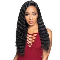 Glamourtress, wigs, weaves, braids, half wigs, full cap, hair, lace front, hair extension, nicki minaj style, Brazilian hair, crochet, hairdo, wig tape, remy hair, Lace Front Wigs, Zury Sis Beyond Synthetic Hair Lace Front Wig - BYD LACE H CRIMP 22