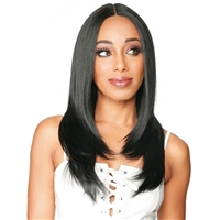 Glamourtress, wigs, weaves, braids, half wigs, full cap, hair, lace front, hair extension, nicki minaj style, Brazilian hair, crochet, hairdo, wig tape, remy hair, Lace Front Wigs, Zury Sis Fit Synthetic Hair Wig - CF FIT H FENTY