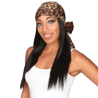 Glamourtress, wigs, weaves, braids, half wigs, full cap, hair, lace front, hair extension, nicki minaj style, Brazilian hair, crochet, hairdo, wig tape, remy hair, Lace Front Wigs, Zury Sis Synthetic Hair Scarf Wig - SF H UNO