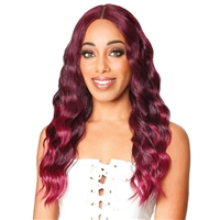 Glamourtress, wigs, weaves, braids, half wigs, full cap, hair, lace front, hair extension, nicki minaj style, Brazilian hair, crochet, hairdo, wig tape, remy hair, Lace Front Wigs, Zury Sis Fit Synthetic Hair Wig - CF FIT H SZA