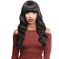 Glamourtress, wigs, weaves, braids, half wigs, full cap, hair, lace front, hair extension, nicki minaj style, Brazilian hair, crochet, hairdo, wig tape, remy hair, Lace Front Wigs, Remy Hair, Zury Sis Synthetic The Dream Wig - Dr H Apple