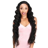 Glamourtress, wigs, weaves, braids, half wigs, full cap, hair, lace front, hair extension, nicki minaj style, Brazilian hair, crochet, hairdo, wig tape, remy hair, Lace Front Wigs, Zury Sis Synthetic Hair Headband Wig - VB H CRIMP 30