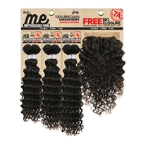 Zury Sis Only Me 100% Brazilian Virgin Remy Weave Pineapple (10/12/14)