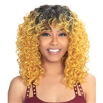 Glamourtress, wigs, weaves, braids, half wigs, full cap, hair, lace front, hair extension, nicki minaj style, Brazilian hair, crochet, hairdo, wig tape, remy hair, Lace Front Wigs, Remy Hair, Zury Sis Synthetic Hair Sassy Wig-H Jamai
