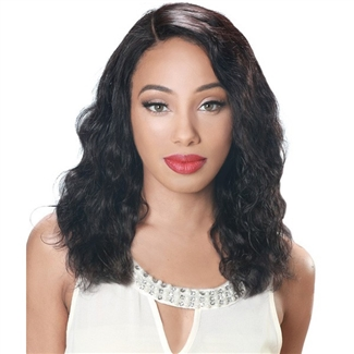 Glamourtress, wigs, weaves, braids, half wigs, full cap, hair, lace front, hair extension, nicki minaj style, Brazilian hair, crochet, hairdo, wig tape, remy hair, Lace Front Wigs, Zury Sis 100% Brazilian Virgin Remy Human Hair Lace Front Wig - HRH EVE
