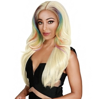 Glamourtress, wigs, weaves, braids, half wigs, full cap, hair, lace front, hair extension, nicki minaj style, Brazilian hair, crochet, hairdo, wig tape, remy hair, Lace Front Wigs, Zury Sis Beyond Synthetic Hair Frontal Lace Wig - BYD LACE H KORS