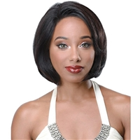 Glamourtress, wigs, weaves, braids, half wigs, full cap, hair, lace front, hair extension, nicki minaj style, Brazilian hair, crochet, hairdo, wig tape, remy hair, Lace Front Wigs, Zury Sis 100% Brazilian Virgin Remy Human Hair Lace Front Wig - HRH VILLA