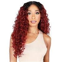 Glamourtress, wigs, weaves, braids, half wigs, full cap, hair, lace front, hair extension, nicki minaj style, Brazilian hair, crochet, hairdo, wig tape, remy hair, Lace Front Wigs, Zury Sis Thin Top Synthetic HD Lace Front Wig - NAT FT LACE H DION
