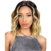 Glamourtress, wigs, weaves, braids, half wigs, full cap, hair, lace front, hair extension, nicki minaj style, Brazilian hair, crochet, hairdo, wig tape, remy hair, Lace Front Wigs, Remy Hair, Zury Sis The Dream Synthetic Hair Wig - DR H ABBY