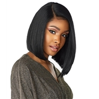 Glamourtress, wigs, weaves, braids, half wigs, full cap, hair, lace front, hair extension, nicki minaj style, Brazilian hair, crochet, hairdo, wig tape, remy hair, Lace Front Wigs, Sensationnel Synthetic Hair Butta Lace Front Wig - BUTTA UNIT 1