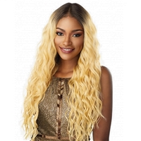 Glamourtress, wigs, weaves, braids, half wigs, full cap, hair, lace front, hair extension, nicki minaj style, Brazilian hair, crochet, hairdo, wig tape, remy hair, Lace Front Wigs, Sensationnel Synthetic Hair Butta HD Lace Front Wig - BUTTA UNIT 11
