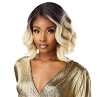 Glamourtress, wigs, weaves, braids, half wigs, full cap, hair, lace front, hair extension, nicki minaj style, Brazilian hair, crochet, hairdo, wig tape, remy hair, Lace Front Wigs, Sensationnel Synthetic Hair Butta HD Lace Front Wig - BUTTA UNIT 12