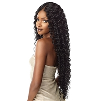 Glamourtress, wigs, weaves, braids, half wigs, full cap, hair, lace front, hair extension, nicki minaj style, Brazilian hair, crochet, hairdo, wig tape, remy hair, Lace Front Wigs, Sensationnel Synthetic Hair Butta Lace Front Wig - BUTTA UNIT 15