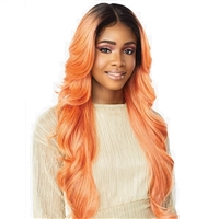 Glamourtress, wigs, weaves, braids, half wigs, full cap, hair, lace front, hair extension, nicki minaj style, Brazilian hair, crochet, hairdo, wig tape, remy hair, Lace Front Wigs, Sensationnel Synthetic Hair Butta Lace Front Wig - BUTTA UNIT 2