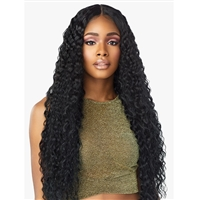 Glamourtress, wigs, weaves, braids, half wigs, full cap, hair, lace front, hair extension, nicki minaj style, Brazilian hair, crochet, hairdo, wig tape, remy hair, Lace Front Wigs, Sensationnel Synthetic Hair Butta Lace Front Wig - BUTTA UNIT 3