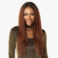 Glamourtress, wigs, weaves, braids, half wigs, full cap, hair, lace front, hair extension, nicki minaj style, Brazilian hair, crochet, hairdo, wig tape, remy hair, Lace Front Wigs, Sensationnel Synthetic Hair Butta HD Lace Front Wig - BUTTA UNIT 6