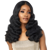 Glamourtress, wigs, weaves, braids, half wigs, full cap, hair, lace front, hair extension, nicki minaj style, Brazilian hair, crochet, hairdo, wig tape, remy hair, Lace Front Wigs, Sensationnel Synthetic Hair Butta HD Lace Front Wig - BUTTA UNIT 9