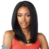 Glamourtress, wigs, weaves, braids, half wigs, full cap, hair, lace front, hair extension, nicki minaj style, Brazilian hair, crochet, hairdo, Sensationnel Curls Kinks & Co Synthetic Hair Clip-Ins 9PCS - ALPHA WOMAN 12