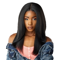 Glamourtress, wigs, weaves, braids, half wigs, full cap, hair, lace front, hair extension, nicki minaj style, Brazilian hair, crochet, hairdo, wig tape, Lace Front Wigs, Sensationnel Empress Curls Kinks & CO Textured Lace Front Wig - ALPHA WOMAN