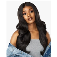 Glamourtress, wigs, weaves, braids, half wigs, full cap, hair, lace front, hair extension, nicki minaj style, Brazilian hair, crochet, hairdo, wig tape, Lace Front Wigs, Sensationnel Curls Kinks & Co Synthetic Hair Empress Lace Front Wig - ANGEL FACE