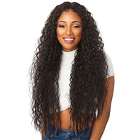 Glamourtress, wigs, weaves, braids, half wigs, full cap, hair, lace front, hair extension, nicki minaj style, Brazilian hair, crochet, hairdo, wig tape, remy hair, Lace Front Wigs, Sensationnel Empress Synthetic Hair 3 Way Free part Lace Wig Brooklyn