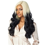 Glamourtress, wigs, weaves, braids, half wigs, full cap, hair, lace front, hair extension, nicki minaj style, Brazilian hair, crochet, hairdo, wig tape, remy hair, Lace Front Wigs, Sensationnel Shear Muse Synthetic Hair Empress Lace Front Wig - KANESHA