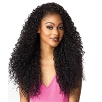 Glamourtress, wigs, weaves, braids, half wigs, full cap, hair, lace front, hair extension, nicki minaj style, Brazilian hair, crochet, hairdo, wig tape, remy hair, Sensationnel Synthetic Half Wig Instant Weave Drawstring Cap - IWD 5