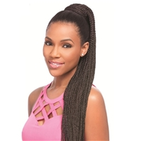 Glamourtress, wigs, weaves, braids, half wigs, full cap, hair, lace front, hair extension, nicki minaj style, Brazilian hair, crochet, hairdo, wig tape, remy hair, Lace Front Wigs, Remy Hair, Sensationnel Instant Braid Pony SENEGAL BOX BRAIDS
