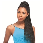 Glamourtress, wigs, weaves, braids, half wigs, full cap, hair, lace front, hair extension, nicki minaj style, Brazilian hair, crochet, hairdo, wig tape, remy hair, Lace Front Wigs, Remy Hair, Sensationnel Instant Braid Pony SENEGAL TWIST BRAIDS