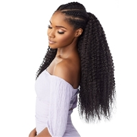Glamourtress, wigs, weaves, braids, half wigs, full cap, hair, lace front, hair extension, nicki minaj style, Brazilian hair, crochet, hairdo, wig tape, remy hair, Lace Front Wigs, Remy Hair, Sensationnel Lulutress Synthetic Braid - 3X DRIP CURL 20