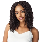 Glamourtress, wigs, weaves, braids, half wigs, full cap, hair, lace front, hair extension, nicki minaj style, Brazilian hair, crochet, hairdo, wig tape, remy hair, Lace Front Wigs, Remy Hair, Sensationnel Lulutress Synthetic Braid - PASSION TWIST 12